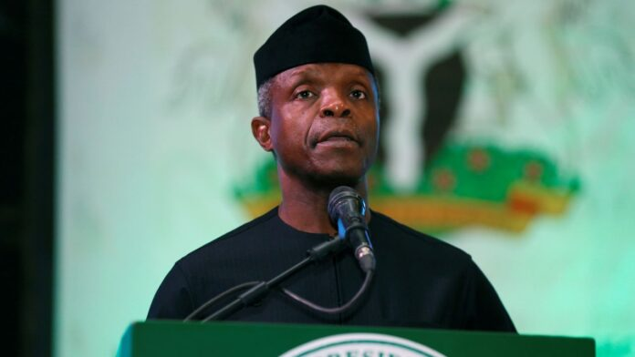 Presidency: Osinbajo is Nigeria's future for 2023 - Support group
