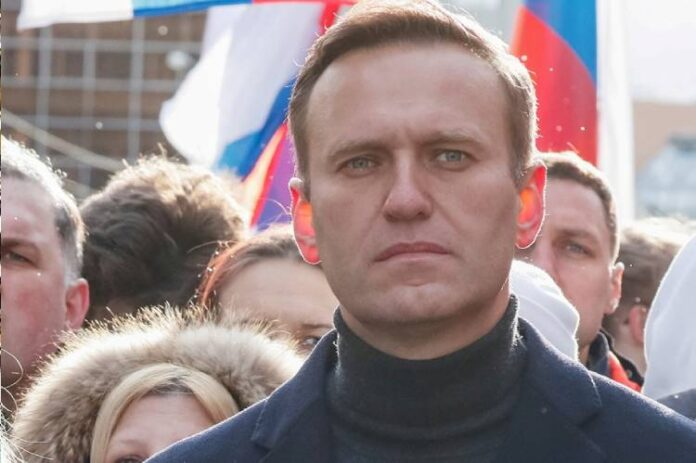 Russia accuses West of using Navalny to interfere in its election