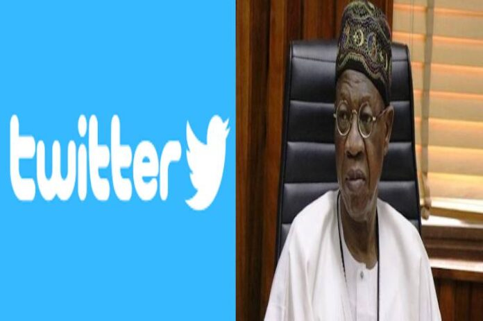 Latest Breaking News about Twitter ban in Nigeria: We will lift twitter ban in a matter of days, weeks - FG
