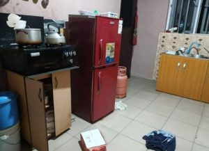 Journalist accuses EFCC of breaking into her residence, destroying belongings