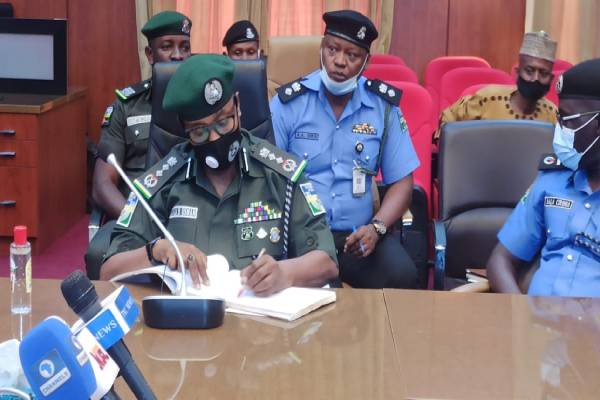 IGP visits Niger, urges parents to all their wards join Police