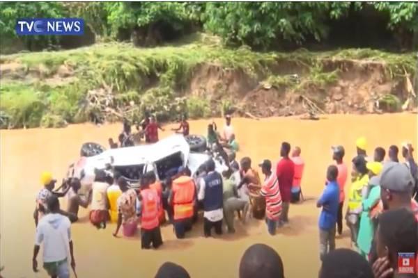Just In: Flood kills three, destroys properties in Abuja Estate