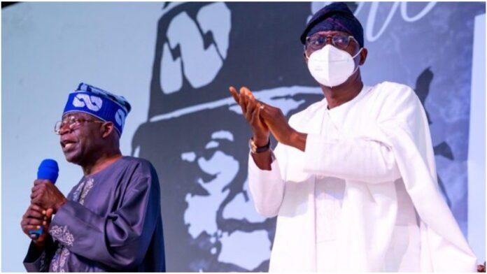 Tinubu ready for next political move - Sanwo-Olu